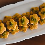 persian chickpea cookie
